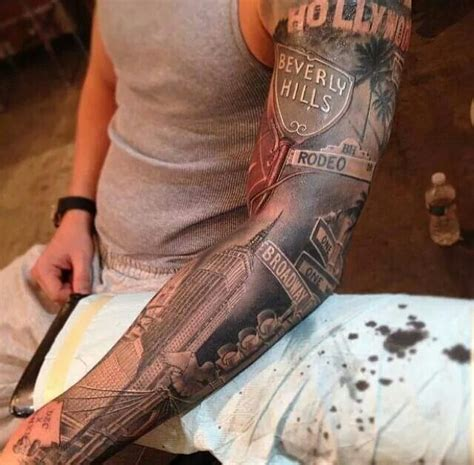 hollywood tattoo 17 best images about ideas on sleeve