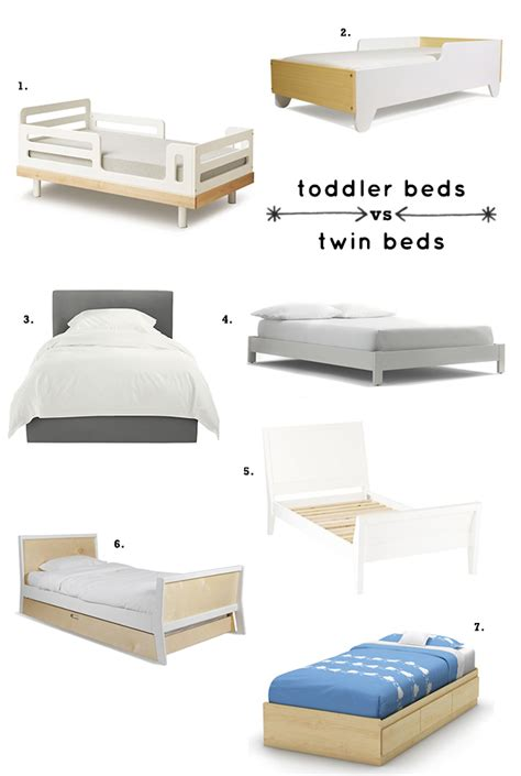 bed vs toddler bed or bed a named pj