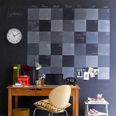 chalk paint for walls creative ways to use chalkboard paint