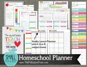 Homeschool Lesson Plan Template by 9 Best Images Of Homeschool Lesson Planner Printable