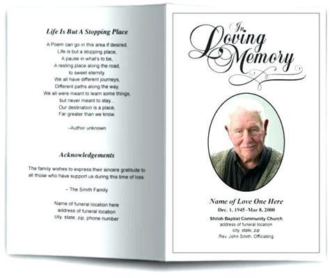 Lds Funeral Program Template Word C Gocreator Co Lds Funeral Service Program Template