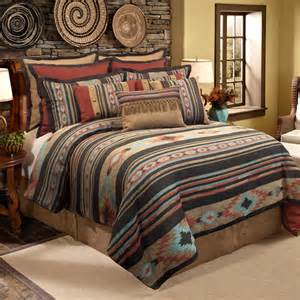 veratex santa fe 4 piece comforter set contemporary