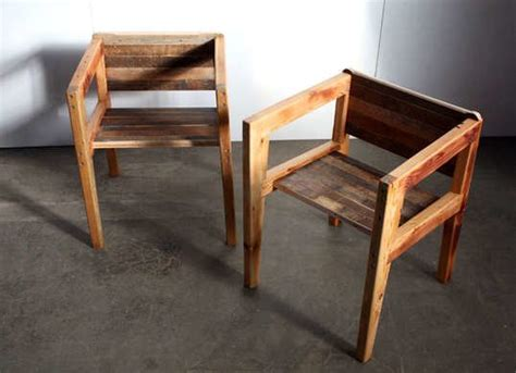 How To Build An Armchair by Simple Diy Wood Chair Diy Chairs 11 Ways To Build Your