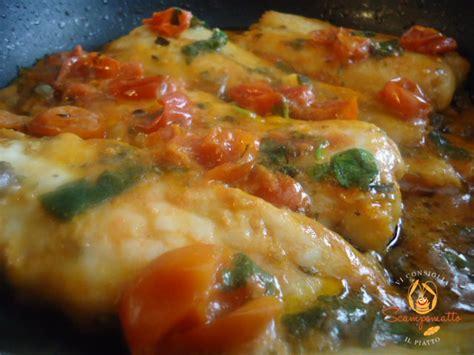 cucinare filetti di merluzzo surgelati filetti di merluzzo alla pizzaiola scomatto