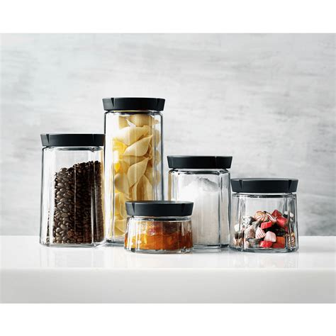 Storage Jar grand cru glass storage jars