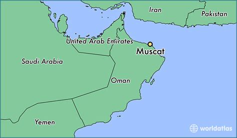 oman in world map where is muscat oman where is muscat oman located in