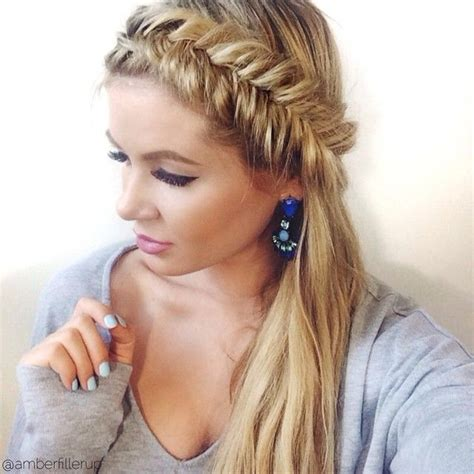 braid hairstyles in open hair http www howcast com videos 511479 how to do a fishtail