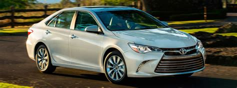 Toyota Camry Trim Levels 2017 Toyota Camry And Camry Hybrid Trim Levels And Pricing