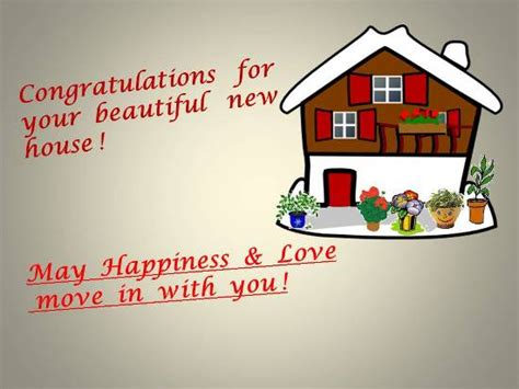 greeting card template new home congrats on getting a new house free new home ecards