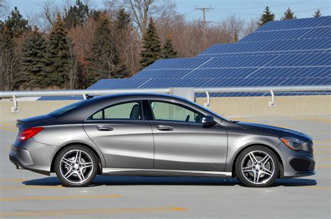 2014 Mercedes Cla250 by 2014 Mercedes Cla250 Review Photo Gallery Autoblog