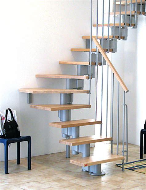 modular spiral stairway kompact spiral staircase