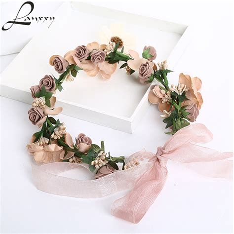 Wedding Hair Accessories On Sale by Buy Wholesale Flower Headbands From China Flower
