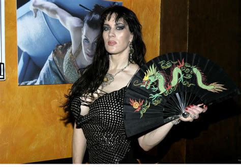 Chyna Back Door by Getty Images