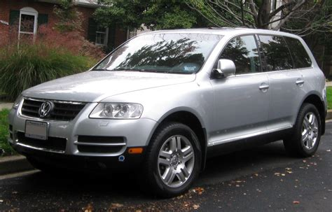 volkswagen touareg 2007 2007 volkswagen touareg 7l pictures information and