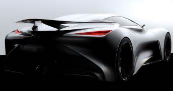 Infinity Vision Infiniti S New Vision Gt Supercar Concept Looks Rad