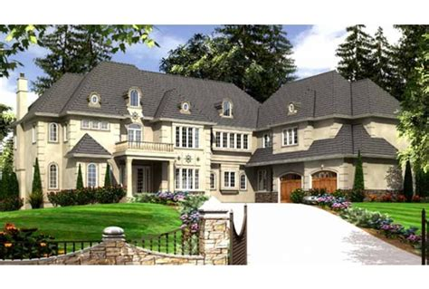 8 Bedroom House | eplans european house plan eight bedroom 7620 square