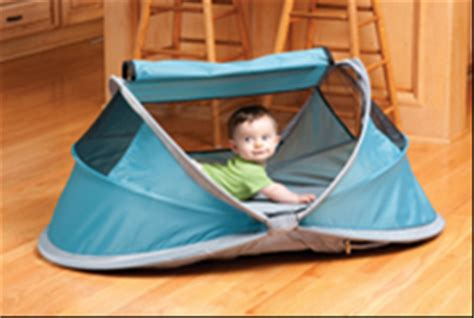 Peapod Travel Crib by The Infant Travel Bed That S A Danger To Your Baby