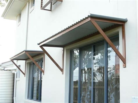 Window Awnings Brisbane by Aluminium Awnings Awnings Brisbane Traditional And