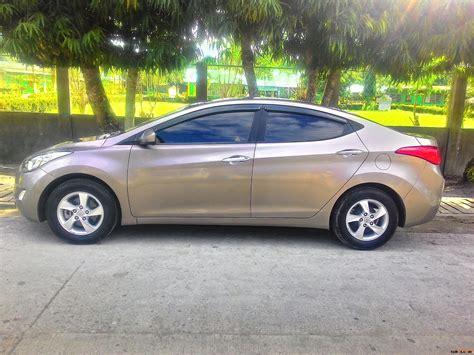 New 2014 Hyundai Elantra by Hyundai Elantra 2014 Car For Sale Metro Manila