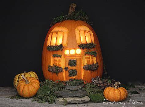 pumpkin house 30 minute pumpkin challenge a house pumpkin finding home farms