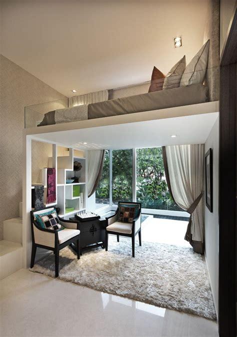 stylish small studio apartments decorations
