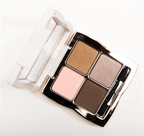 Eyeshadow Quads For Brown flower foxy browns shadow play eyeshadow review photos swatches