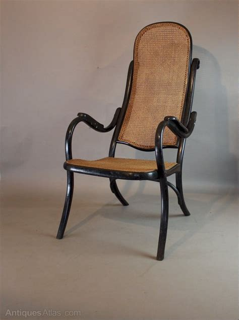 thonet bentwood rocking chair no 1 antiques atlas thonet high back bentwood fireside chair no 6351