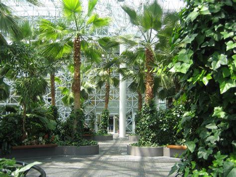 Navy Pier Botanical Garden Gardens At Navy Pier Chicago Cityseeker