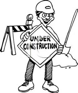 construction signs coloring pages images pictures becuo sketch template