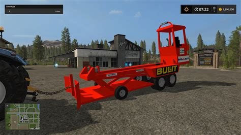 how to a to pull a sled pulling sled v1 0 fs17 farming simulator 2017 mod fs 17 mod