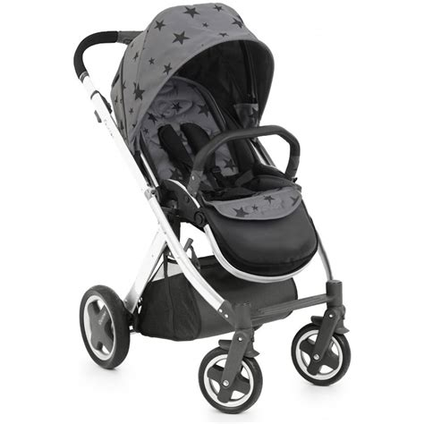 Gendongan Baby Kiddy 2in1 Hiprest Baby Carrier babystyle oyster vogue stroller grey