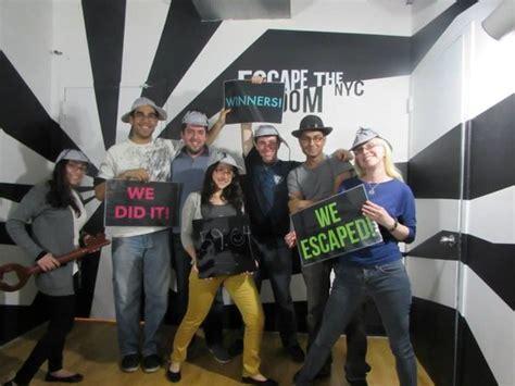 escape the room nyc foto de escape the room nyc nueva york we escaped the agency tripadvisor