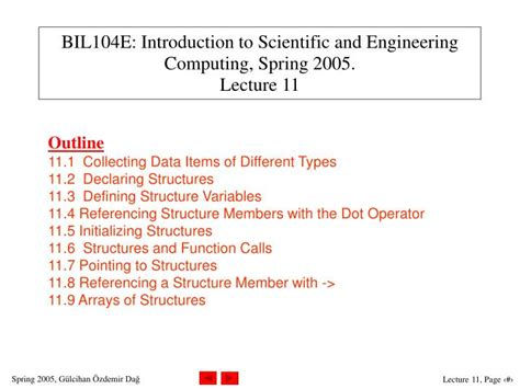 introduction to spring data ppt download ppt bil104e introduction to scientific and engineering