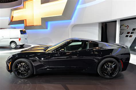 corvette black widow 2014 corvette c7 stingray quot black widow quot cars wallpapers