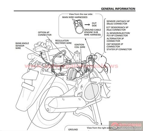honda lead 125 wiring diagram wiring diagram with