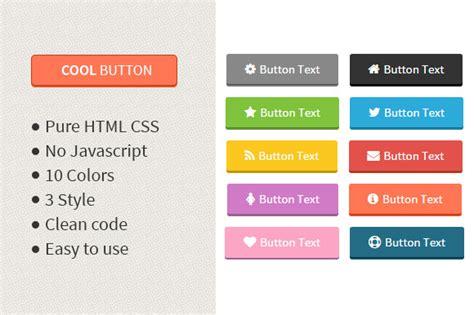 format html buttons css cool source code 187 designtube creative design content