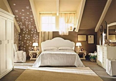 Schlafzimmer Mit Dachschräge Farblich Gestalten by Schlafzimmer Gestalten Dachschr 228 Ge