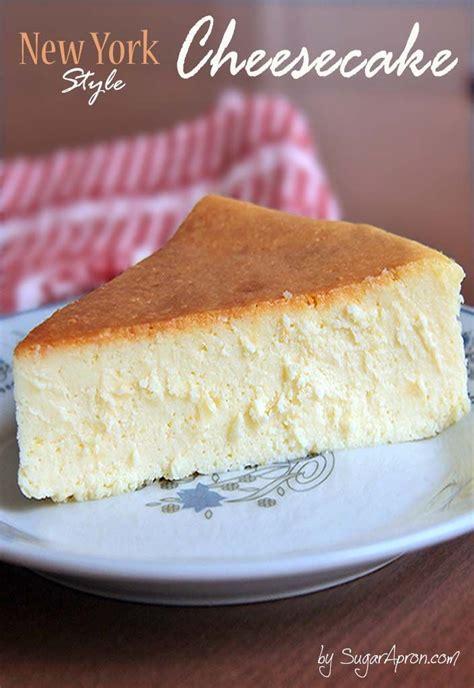 new york cheesecake recipe best best 25 new york style cheesecake ideas on