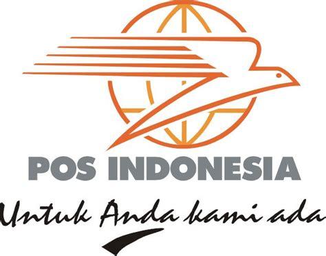 layout kantor pos indonesia taofik anwar design logo pos indonesia vector