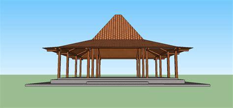 desain rumah adat joglo indonesia kumpulan info terbaru 2014