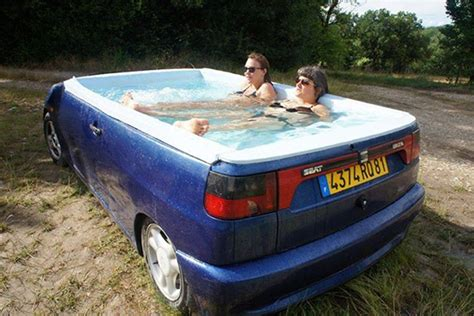 Pool Auto by Mobiler Pool Gef 228 Llig Need A Mobile Swimming Pool