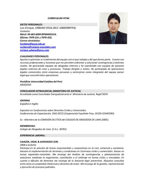 Modelo De Curriculum Vitae Europeo En Español Para Rellenar 93 Ejemplos Y Modelos De Curriculum Cv Resume Index Of Wp Content Uploads 2015 05 Chief