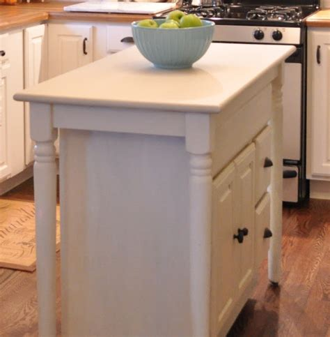 how to build kitchen islands diy kitchen island