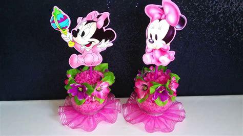 decoracion minnie mouse decoracion de minnie mouse para baby shower