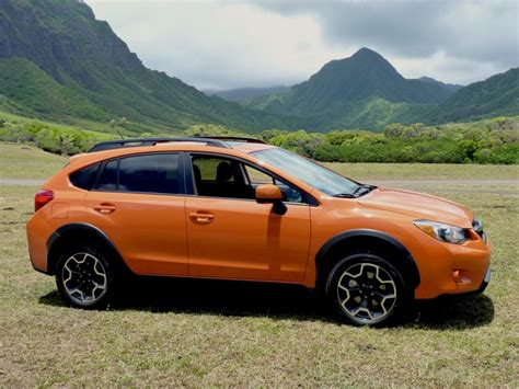 subaru orange crosstrek 2013 subaru crosstrek first drive page 2