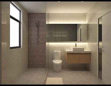 modern small bathroom design small box