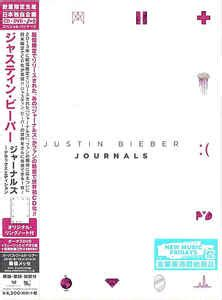 justin bieber journal rar justin bieber journals cd album at discogs