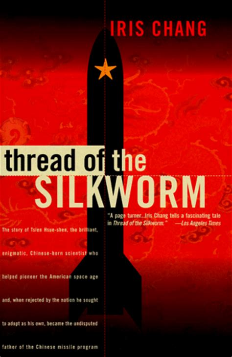 thread of the silkworm by iris chang reviews discussion