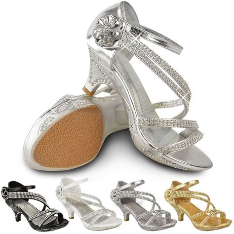 bridesmaid sandals wedding new low heel wedding diamante sandals