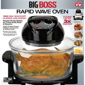 Nuwave Induction Cooktop 2 As Seen On Tv Big Boss Rapid Wave Oven Walmart Com